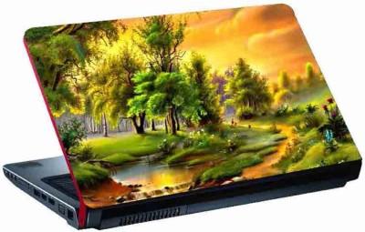 virtual prints nature digitally printed Laptop Decal 15