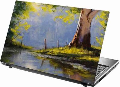 virtual prints Nature skin digitally printed Laptop Decal 15