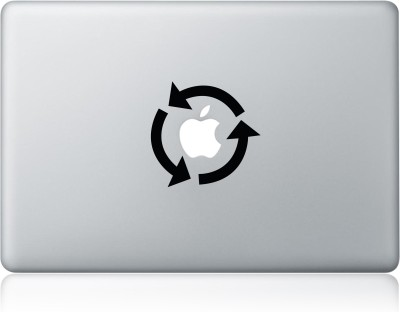 Clublaptop Sticker Recycle 11 inch Vinyl Laptop Decal 11