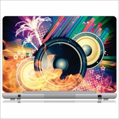 Printland Speakers Skin LS131150 Vinyl Laptop Decal