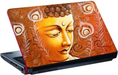 virtual prints buddha image digitally printed Laptop Decal 15
