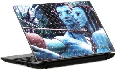 Zarsa Terabyte Avtar Design 2 Vinyl Laptop Decal 15.6