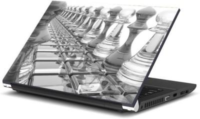 Print Shapes Crystal chess Vinyl Laptop Decal 15.6