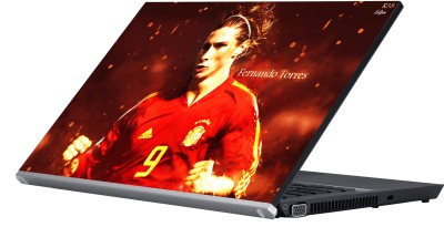 Eclipse Fernando Torres Vinyl Laptop Decal