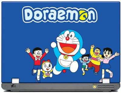 Anycreation Doraemon Plyaing Vinyl Laptop Decal 15