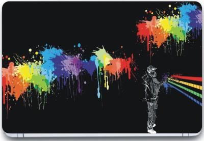 Trendsmate Paint Art 3M Vinyl and Lamination Laptop Decal 15.6
