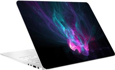 AV Styles Colourful Smoke Laptop Skin by AV Styles Vinyl Laptop Decal 15.6