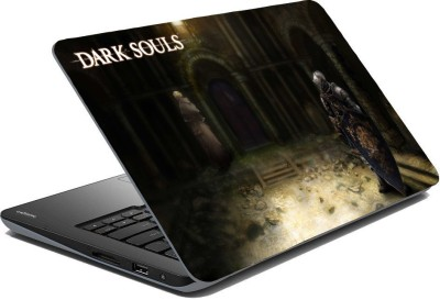 Posterhunt SVshi1486 Dark Souls Game Laptop Skin Vinyl Laptop Decal 14.1