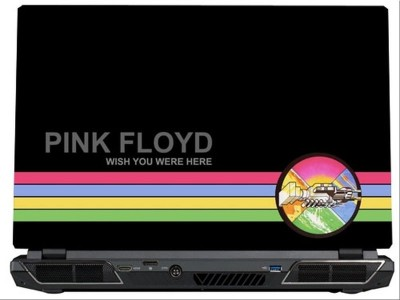 SkinShack Pink Floyd Wish You Were Here (17 inch) Vinyl Laptop Decal 17