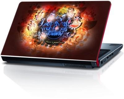 Shopkeeda Diwali SLS054744 Vinyl Laptop Decal 15.5