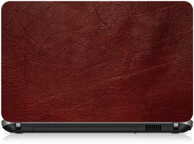 NG Stunners Leather Texture Abstract 2034 Vinyl Laptop Decal
