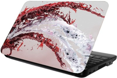 Printland Splash Vinyl Laptop Decal 13.5