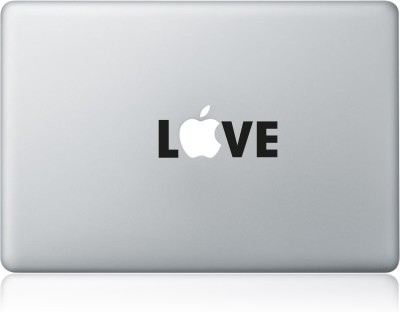 Clublaptop Sticker Love Apple 11 inch Vinyl Laptop Decal 11