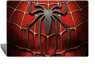 Digitek World Skin of Spiderman Chest High Quality 3M Vinyl Laptop Decal 15.6