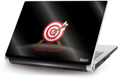 Saco Metallic Skin-79 Metallic PET Laptop Decal 15.6
