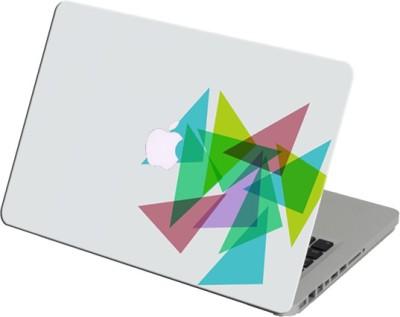 Theskinmantra Triangular Maze Laptop Skin For Apple Macbook Air 13 Inches Vinyl Laptop Decal 13
