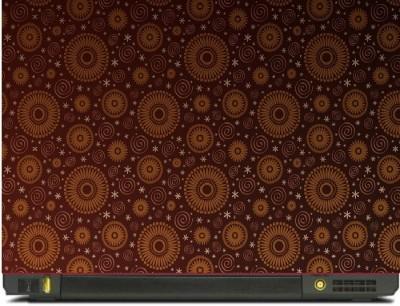 livestash traditional design vinyl Laptop Decal