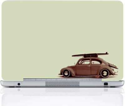 UPPER CASE UCLS-2445 Vinyl Laptop Decal 15.6