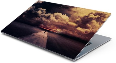 Lovely Collection Big Blast Vinyl Laptop Decal 15.6
