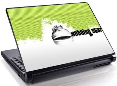 Theskinmantra Nothing Star Vinyl Laptop Decal 15.6
