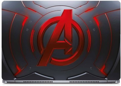 Marvel Avengers -logo Vinyl Laptop Decal 15.6