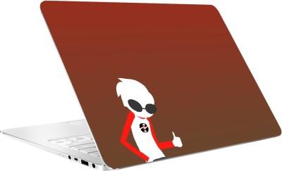 AV Styles Good Luck Laptop Skin Vinyl Laptop Decal 15.6
