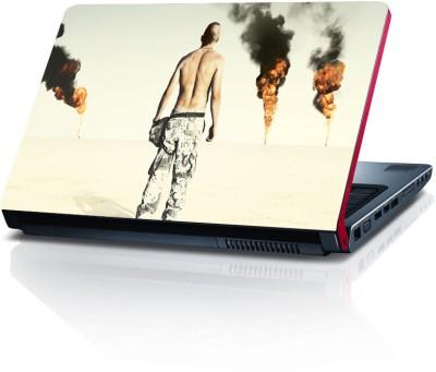 Shopkeeda Soldado Anonimo Vinyl Laptop Decal 15.6