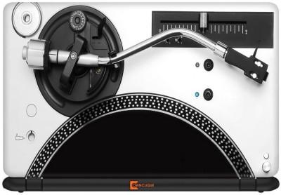 Urban Monk Turn it Loud Vinyl Laptop Decal 17
