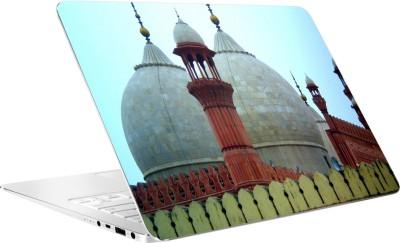 AV Styles Dome Of Jama Masjid By Av Styles Vinyl Laptop Decal 15.6