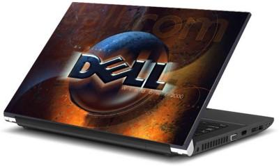 Print Shapes Dell 1 Vinyl Laptop Decal 15.6