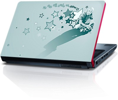 Shopkeeda We Are All Made Of Stars Vinyl Laptop Decal 15.6