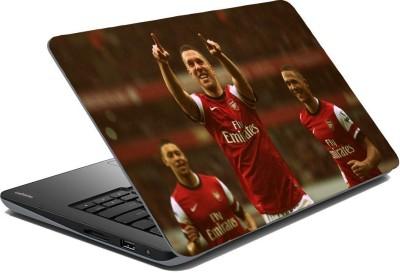 Posterhunt FC Arsenal Players Laptop Skin Vinyl Laptop Decal 14.1