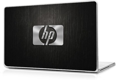 Automers Skin of hp Leather - Reusable High Quality 3M Vinyl Laptop Decal 15.6