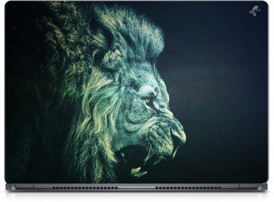 Seamen Lion Vinyl Laptop Decal 15.6