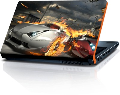 Shopmillions Need For Speed Racing Vinyl Laptop Decal 15.6