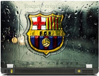 Skincentral Skinkart Barcelona Footballtype 12 Vinyl Laptop Decal