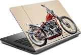 Posterhunt SVPNCA24 harley Laptop Skin V...