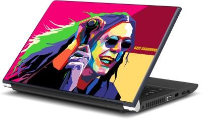 Artifa Ozzy Osbourne Inspired Vinyl Laptop Decal 15.6