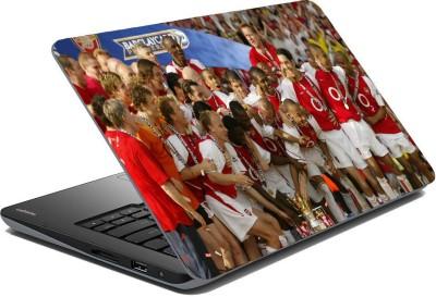 Posterhunt SVshi1144 FC Arsenal Players Laptop Skin Vinyl Laptop Decal 14.1