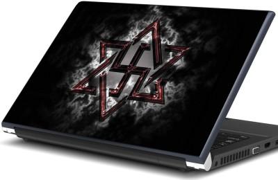 Artifa Red Swastika symbol Vinyl Laptop Decal 15.6