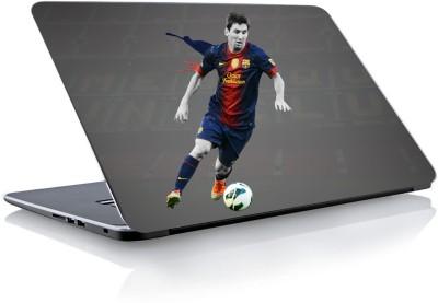 Devendra Graphics Messi Type 2 Vinyl Laptop Decal 15.6