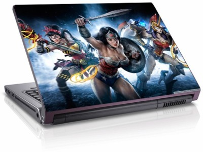 Moneysaver Wonder Woman Vinyl Laptop Decal 15.6