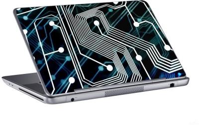AV Styles circuit lines skin Vinyl Laptop Decal 15.6