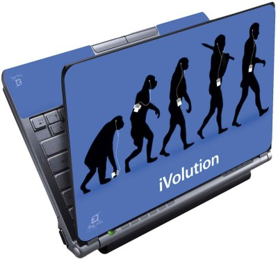 FineArts Ivolution Full Panel Vinyl Laptop Decal 15.6