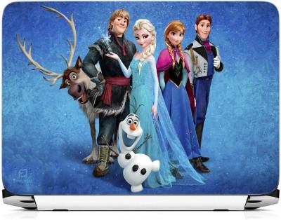 FineArts Frozen Team Vinyl Laptop Decal 15.6