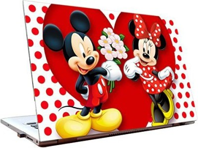 Dealmart Dealmart Laptop Skins 15.6 inch - Mickey mouse - Minnie mouse - Cartoons - Kids - Hd Quality Vinyl Laptop Decal 15.6