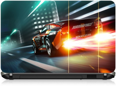 NG Stunners Sports Car Abstract 2182 Vinyl Laptop Decal 15.6