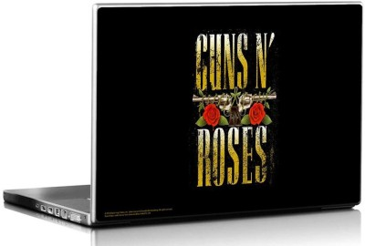 Bravado Guns N Roses Two Guns Vinyl Laptop Decal 15.6