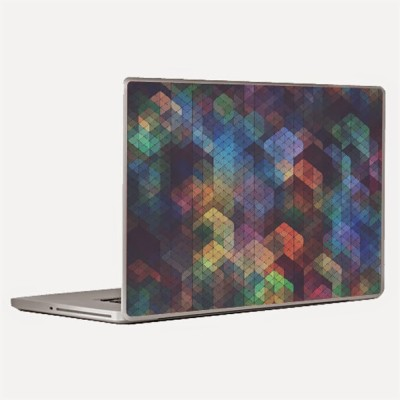 Theskinmantra Grey Color Matter Laptop Decal