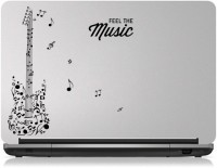 Decor Kafe Decor Kafe Guitar With Notes and music sticker Self Adhesive Vinyl Laptop Decal 15.6 best price on Flipkart @ Rs. 0